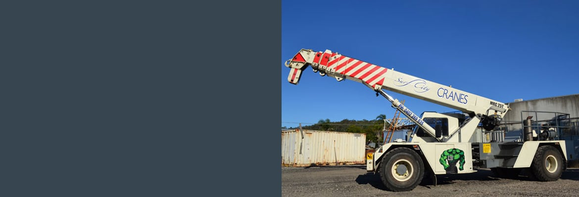 <div class='amgsld'><h4>25T Franna</h4> <h4>Surf City Cranes 25T Franna.</h4> <p>Pick and carry, all terrain, 4WD crane, up to 25t capacity.</p> <p>Boom Length 18.4M.</p> <p>Quick easy cheap fast reliable and cost effective.</p> <br/><a href='http://www.surfcitycranes.com.au/crane-fleet/' class='book_btn'>Read More</a> &nbsp; 