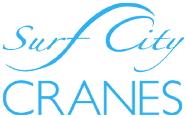Surf City Cranes Hire Logo